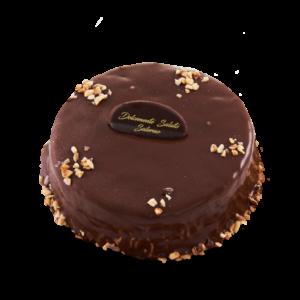 Cheesecake gianduia