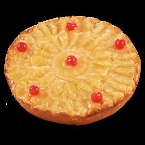 Torta Plum cake  all'ananas