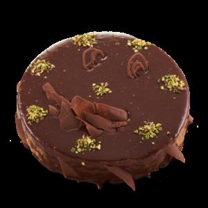 SEMIFREDDO pistacchio e cioccolato